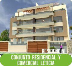 Leticia - Área 1800 m2